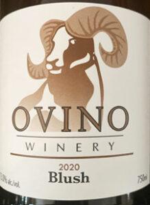 Blush, Ovino winery, Pink Wine, Okanagan