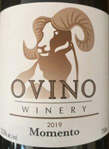 Momento, Ovino Winery, Red Wines, Okanagan
