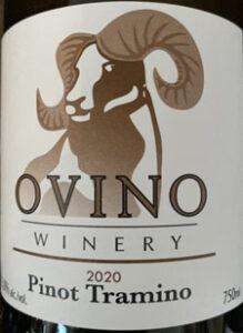 Ovino Wines Pinot Tramino